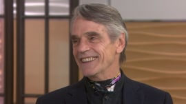 Jeremy Irons on his new film, 'The Man Who Knew Infinity'