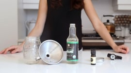 Learn how to make your own multi-purpose cleaner in seconds