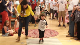 Fashion show celebrates kids with disabilities