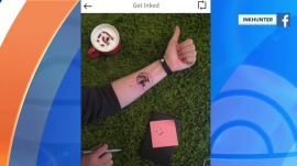 App lets you try on a tattoo before making it permanent