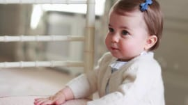 Princess Charlotte poses in adorable photos