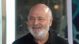 'Being Charlie': Rob Reiner opens up about working with his son