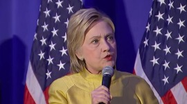 Hillary Clinton calls Trump a 'loose cannon,' braces for personal attacks