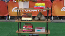 Easy DIY home improvement projects: Floors, bookcases and garden beds