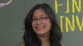 Whiz kid Meghna Mazumdar, 13, shares her successful investment tips