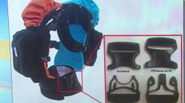 Baby carrier recall: TwinGo poses possible fall hazard