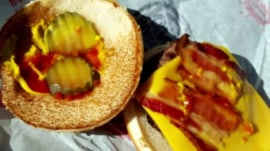 Fast-food face-offs: Does it really look as good as on TV?