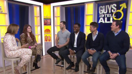 Guys Panel: Women without makeup show confidence