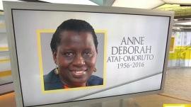 Life Well Lived: Ugandan doctor Anne Deborah Atai-Omoruto