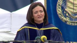 Sheryl Sandberg breaks her silence about her husband's death