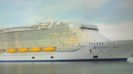 Harmony of the Seas: World's largest cruise ship completes maiden voyage