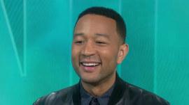 John Legend talks off-Broadway show, defending Chrissy Teigen