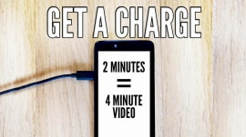 Want longer cellphone battery life? Use your friends!
