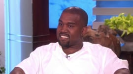 Kanye rants to Ellen: I can make the human race better
