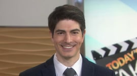 Brandon Routh trades in Superman cape in 'Legends of Tomorrow'