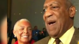 Bill Cosby's wife answers few questions during deposition