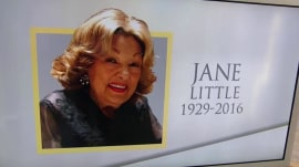 Life well lived: Jane Little
