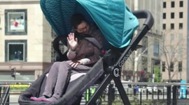 Stroller for grown-ups lets you baby yourself