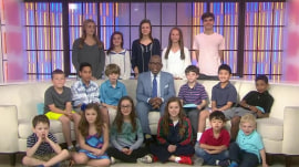 Al Roker highlights effort to cure the allergy epidemic