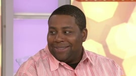 Kenan Thompson: My little girl dances to 'any ghetto hip-hop song'