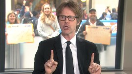 Dana Carvey's most-loved impressions all come out on TODAY