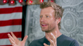 Web Extra: Dierks Bentley talks hairstyles over the years