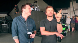 Web Extra: What made Dierks Bentley want to be a singer?