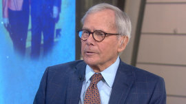 Tom Brokaw: My cancer battle has made me appreciate life more