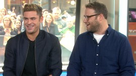 'Neighbors 2': Zac Efron, Seth Rogen on how new film challenged them