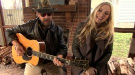 Hank Williams Jr.'s daughter Holly carries on a musical legacy