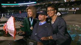 Tulane alum Derrick Edwards an inspiration (including to Hoda) after tragedy