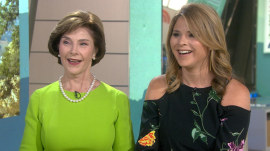 Jenna Bush Hager and mom Laura Bush share National Park memories