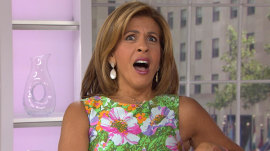Hoda on break-ups: Don't tell me to 'calm down'