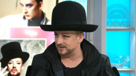 Boy George: I loved Arnold Schwarzenegger on 'Celebrity Apprentice'