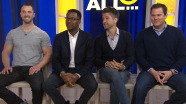 Guys Panel discuss their biggest fears about marriage