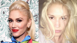 Gwen Stefani reveals herself without makeup (and she's gorgeous)