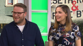 Seth Rogen to Kathie Lee: I know more about escrow than you