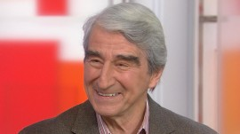 Sam Waterson: 'We laugh every day' making 'Grace and Frankie'