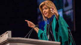 Hoda to Tulane grads: Don't let anything hold you back!