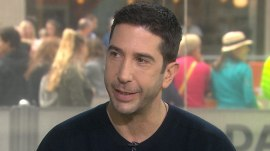 David Schwimmer talks about 'Feed the Beast,' 'People v. O.J.'