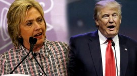 Donald Trump, Hillary Clinton are least popular candidates ever