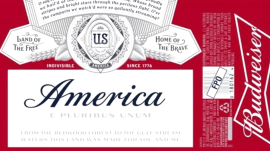 Budweiser wants to rename beer 'America' this summer