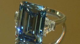 Oppenheimer Blue sold; world's most expensive diamond