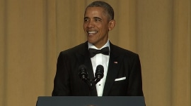 Obama mocks Bernie Sanders, Ted Cruz at White House event