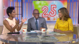 Would you like to be 25 again? Most wouldn't (including Natalie Morales!)