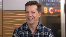 Sean Hayes reveals what it's like playing the Lord in 'Act of God'