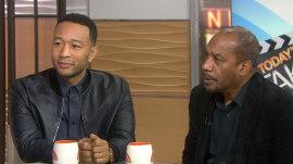 John Legend, Joe Morton talk Dick Gregory and 'Turn Me Loose'