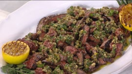 Skirt steak: Scott Conant shows how to grill it perfectly