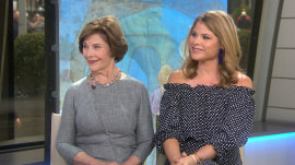 Jenna Bush Hager: I loved walking with my dad at night