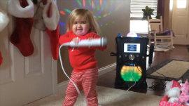 7-year-old girl sings, dances her way through health battle